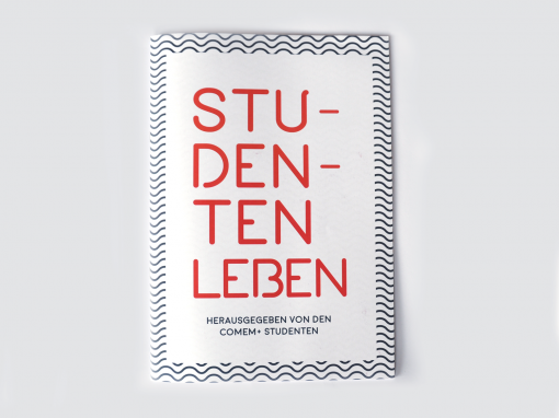 Magazine Studenten Leben