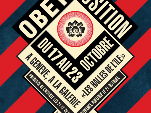 Affiche « Obey »